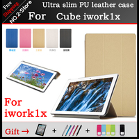 High Quality Ultra Slim PU Leather Case For Cube Iwork1x 11 6 Inch Tablet PC Protective