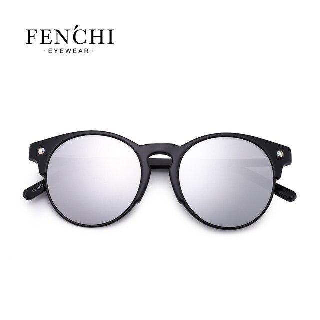 9f5ddd0022 FENCHI TR90 metal women diamant sunglasses plane lens high quality hot rays  glasses driving pilot mirror UV400