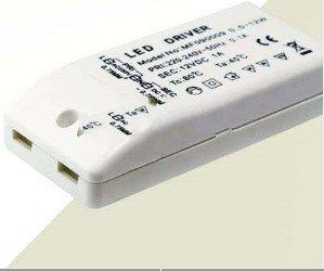 2000 pçs/lote x LED Driver Eletrônico Transformador Conversor para MR16 MR11 LÂMPADAS LED LUZ 220 v-240 v Poder alimentação DC 12 V 0.5 ~ 12 w