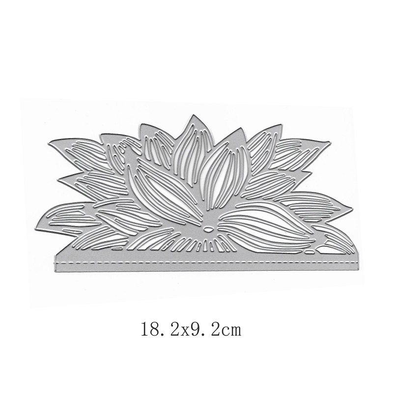 Image 2 - Rose Dies Collection Metal Cutting Dies Scrapbooking Album Decoration Stamps and Dies for Card Making Craft Dies Cut new 2019-in Cutting Dies from Home & Garden