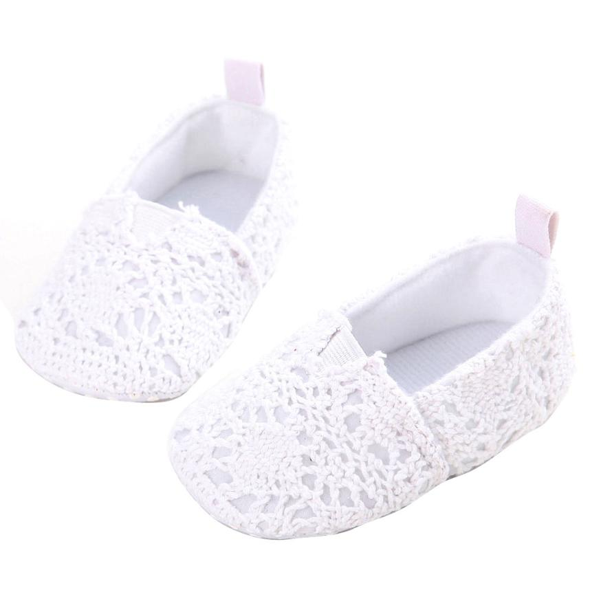 Baby Infant Kids Girl Soft Sole Crib Toddler Newborn Shoes Shallow Yellow Baby Shoes First Walker baby girl shoes tenis infantil