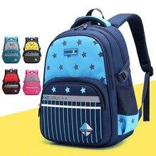 Waterproof Children School bags Boys Girls Kids Orthopedic school backpcak schoolbags Primary Backpack mochilas escolar infantil