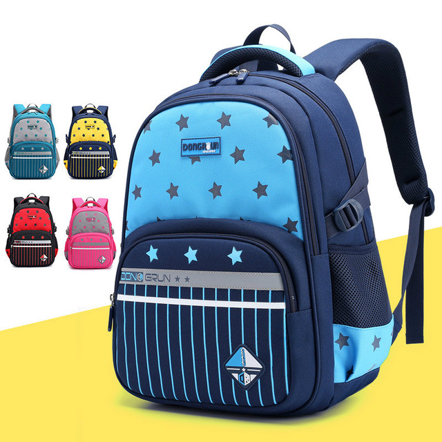 Waterproof Children School bags Boys Girls Kids Orthopedic school backpcak schoolbags  Primary Backpack mochilas escolar infantil 4f67524e2ce15