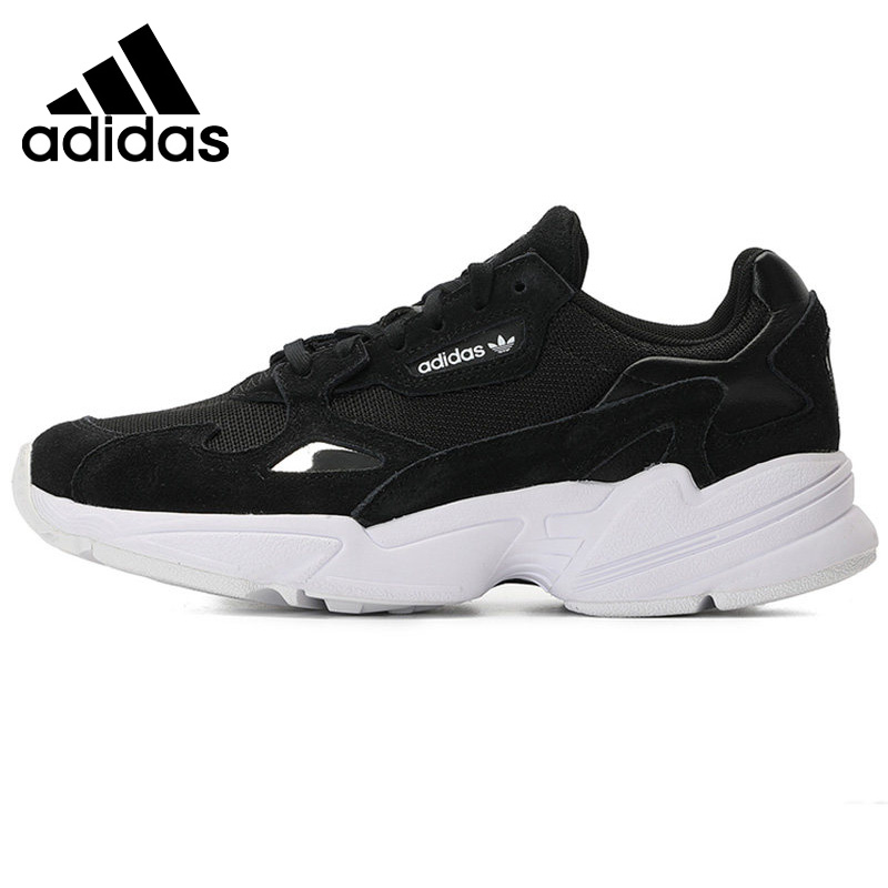 Original New Arrival Adidas Originals Falcon W Women's Skateboarding Shoes Sneakers