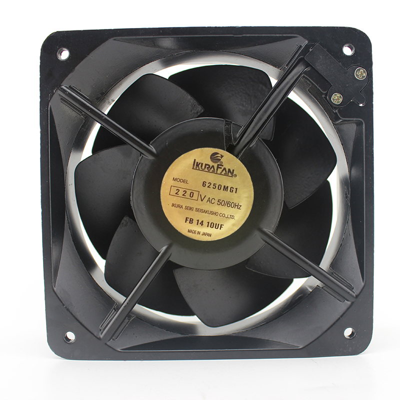 16CM 220VAC FOR IKURA cooling fan 6250MG1-TP 6250MG1 With sensor function
