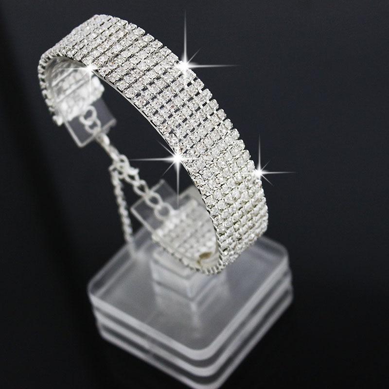 F&U Նոր ձեռագործ զոդման զոդման Crystal Charm - Նորաձև զարդեր - Լուսանկար 2
