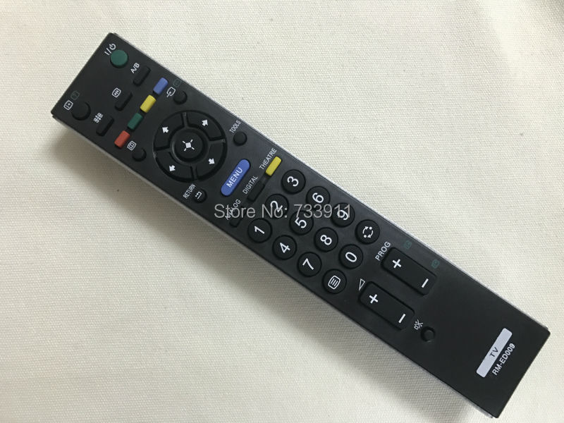 Remote Control Replace For TV Sony Bravia RM-ED009 RMED009 C