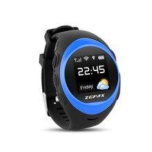 ใหม่S888 Android/IOSสมาร์ทนาฬิกาข้อมือ1.2นิ้วHD SOS GPS LBS WIFIบลูทูธq uadrupleค้นหาตรวจสอบระยะไกลกันน้ำ