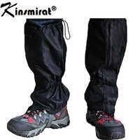 Mallas Impermeables ropa de esquí transpirable impermeable guantes de nieve legging gaiters Ripstop polinas Impermeables