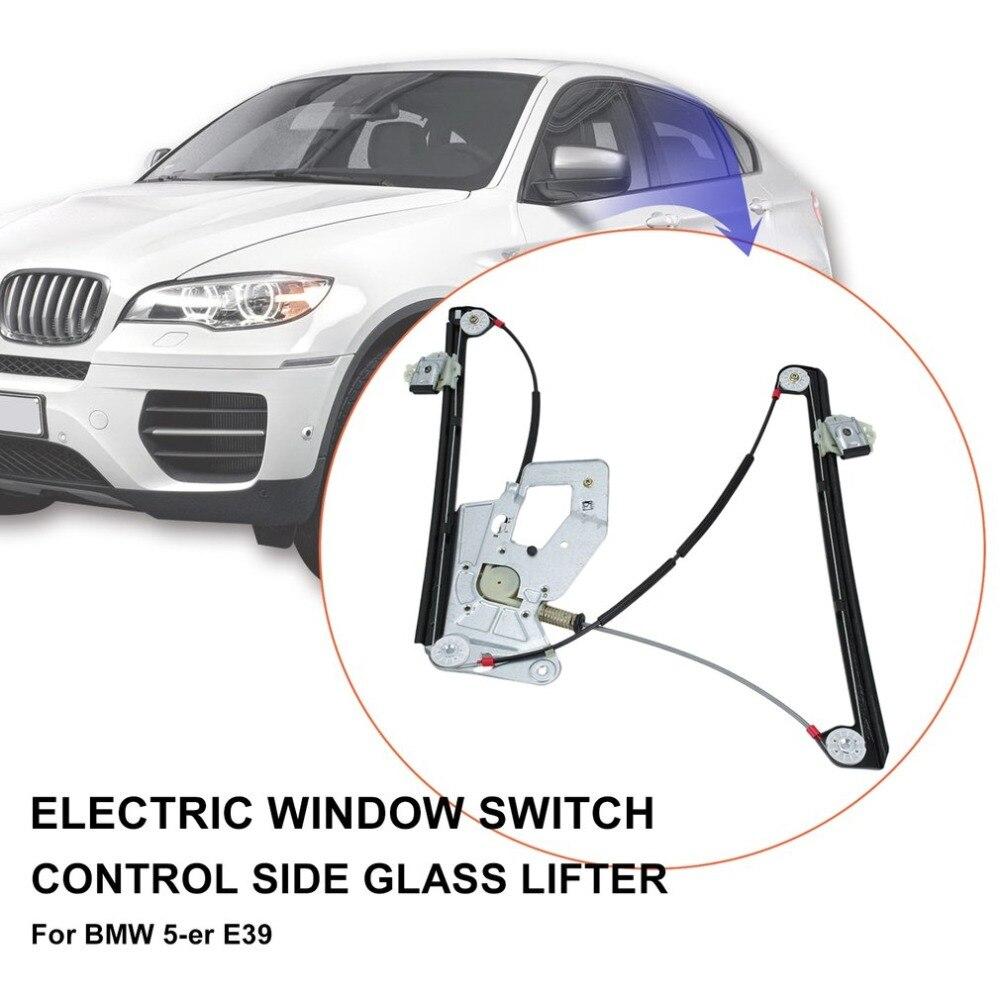 (Livraison à partir DE DE) 51338252393 Lifter Puissance commutateur DE vitre électrique Fenêtre Contrôle Côté Conducteur En Verre-Cadre Riser Pour BMW 5-er E39