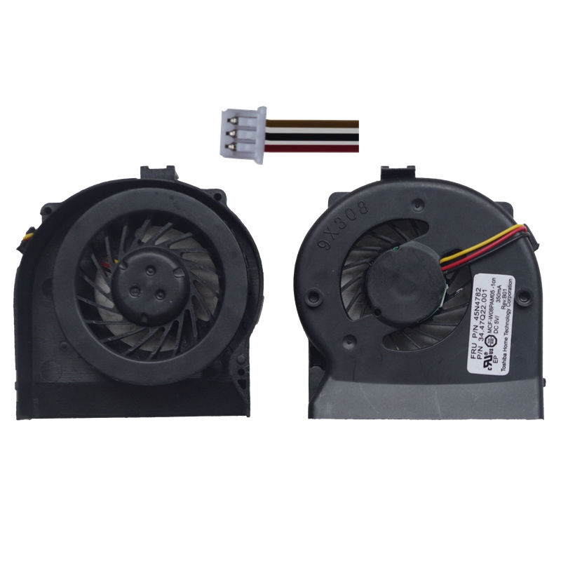 купить New OEM Cooling Fan For Lenovo IBM Thinkpad X200 CPU X201 X201I Cooler Radiator Cooling Fan 45N4782 по цене 322.99 рублей