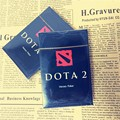 (2 sets/lot) Dota2 Heros Poker Online Battle Game Toy Defense of the Ancients2 Characters Playing Cards Collection Set 2016 New