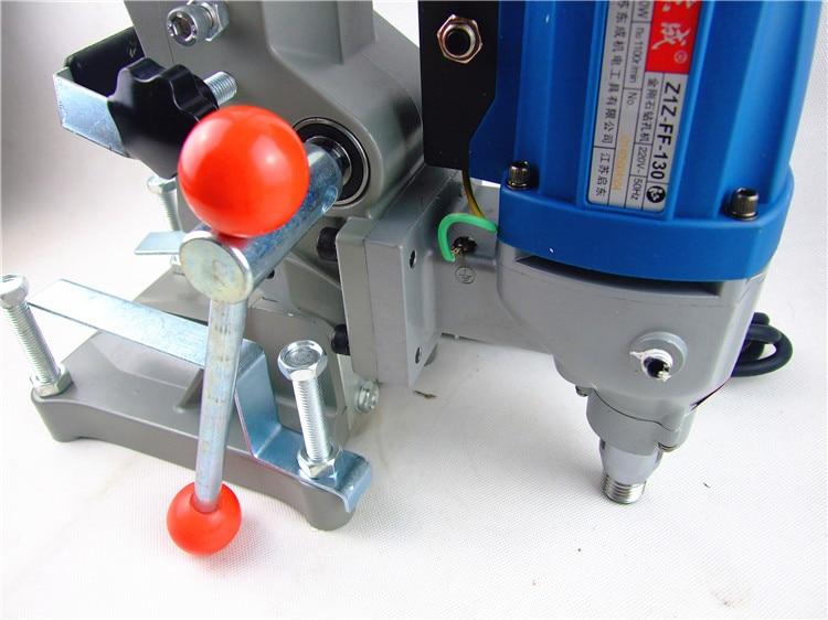130 mm deimantinis gręžtuvas su vandens šaltiniu (vertikalus) 1800 - Elektriniai įrankiai - Nuotrauka 2