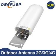 Yeni 2g 3g 4g lte gsm dcs açık 22dBi GSM CDMA DCS 4G LTE UMTS 850 900 1800 2100 MHz sinyal güçlendirici tekrarlayıcı amplifikatör