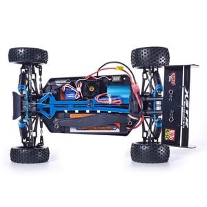 Image 4 - Hsp rcカー 1:10 4wdおもちゃオフロードバギー 94107PRO電力ブラシレスモーターリポバッテリー高速趣味リモート制御車