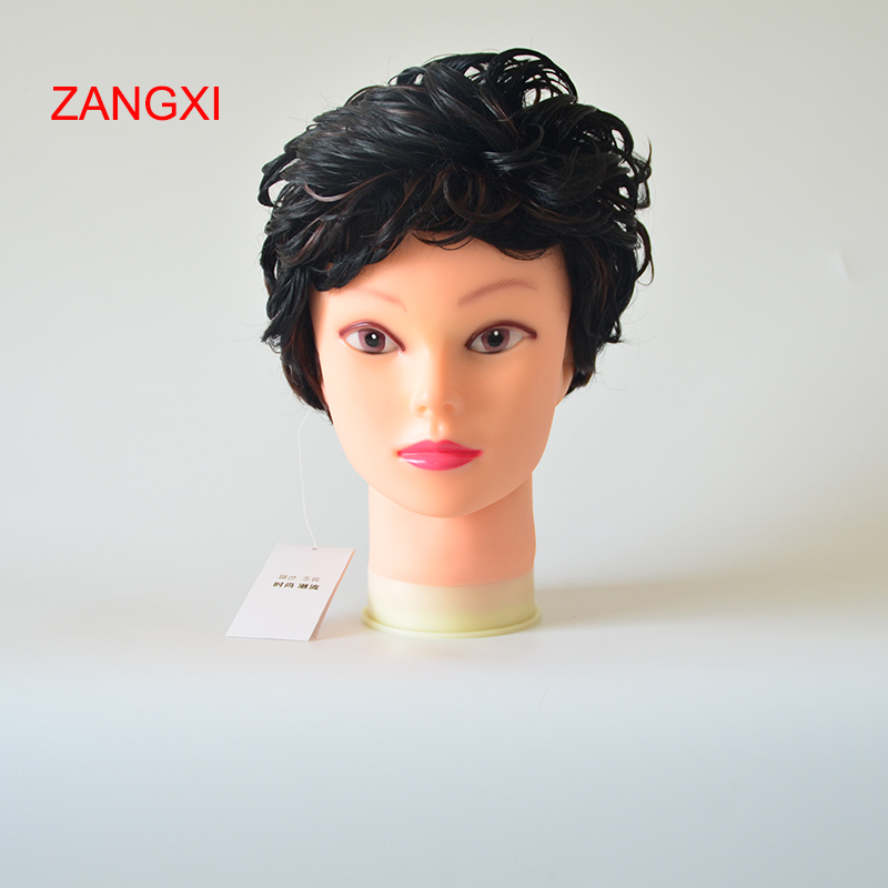 Hats European Glasses Scarves Female Mannequin Display Head Retail Stand Wigs