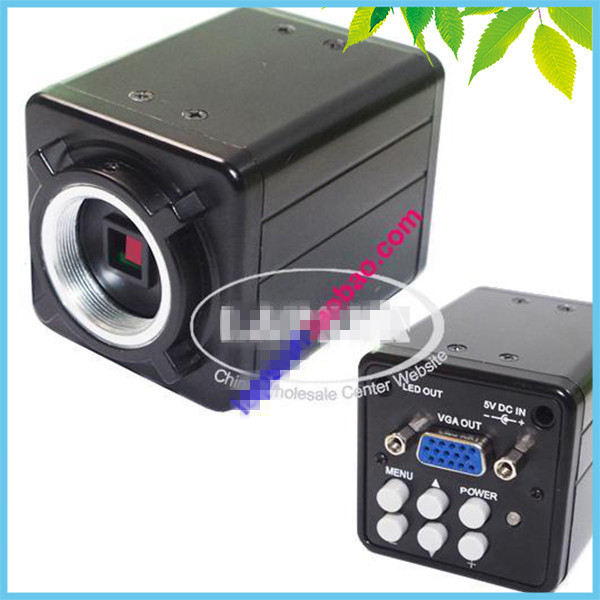 цена 2MP Industrial Camera 1080P VGA Output Industrial Camera PCB Inspection Repairing Electronic Camera Magnifier