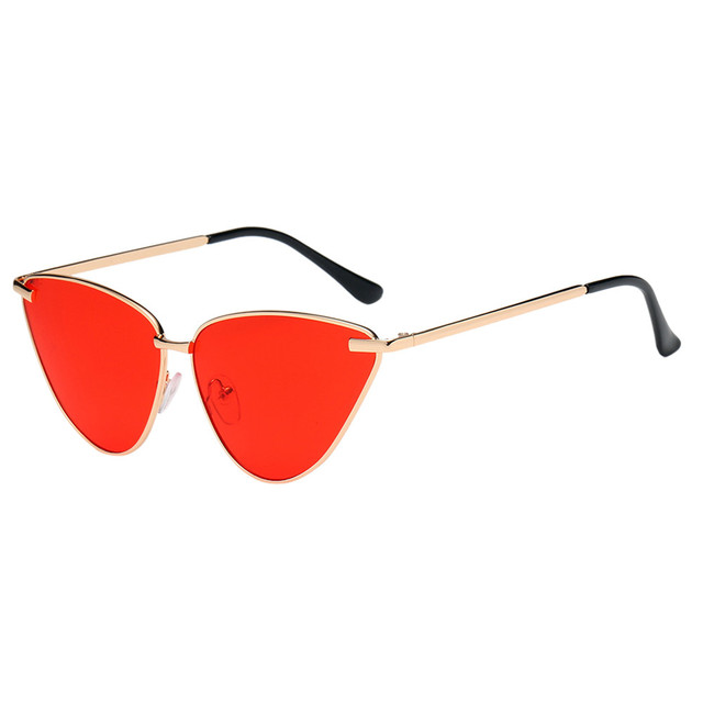 Women s Sunglasses Fashion Vintage Frame Shades Acetate Frame UV 400 Ladies  Sunglasses in Seven Colour hot 7323212b53