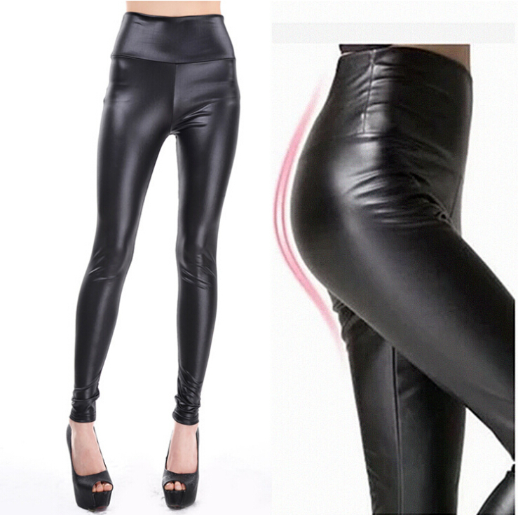 Stretch Leather Leggings Sale Promotion-Shop for Promotional ...