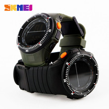 Military Tactical Multifunctional Waterproof Watch