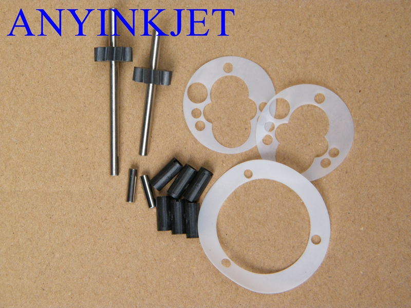 For Citronix  pump repair kits DB-PG0256 for Citronix Ci1000 Ci2000 Ci580 Ci700  printer pump