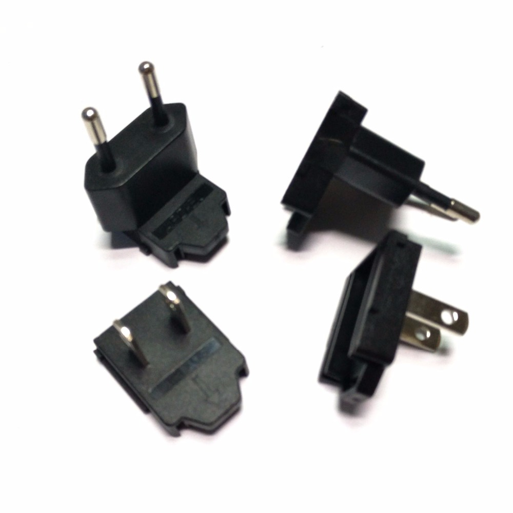 50PCS/lot APD EU US PLUG Switch connector AC DC Adapter for APD power  supply US EU Plug available