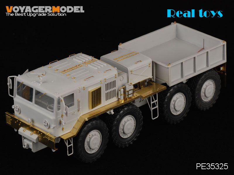 Voyager PE35325 1/35 Modern Russian KZKT-537L Tractor (For TRUMPETER 01005)Voyager PE35325 1/35 Modern Russian KZKT-537L Tractor (For TRUMPETER 01005)
