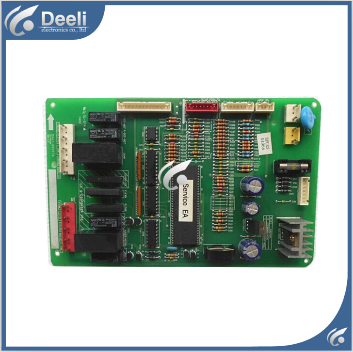 95% new Original good working for Samsung refrigerator pc board Computer board DA41-00057A ET-PJT used 95% new original good working refrigerator pc board motherboard for samsung rs21j board da41 00185v da41 00388d series on sale