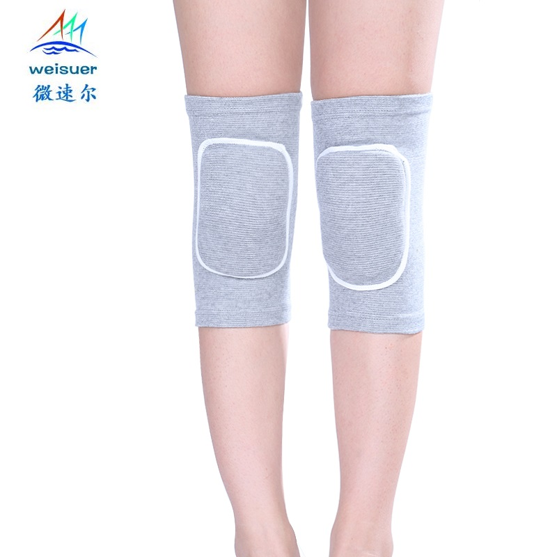 Sponge Football sports safety Kneepad volleyball Knee Pads Training Elastic Knee Support knee protect dance kneepad 1pair