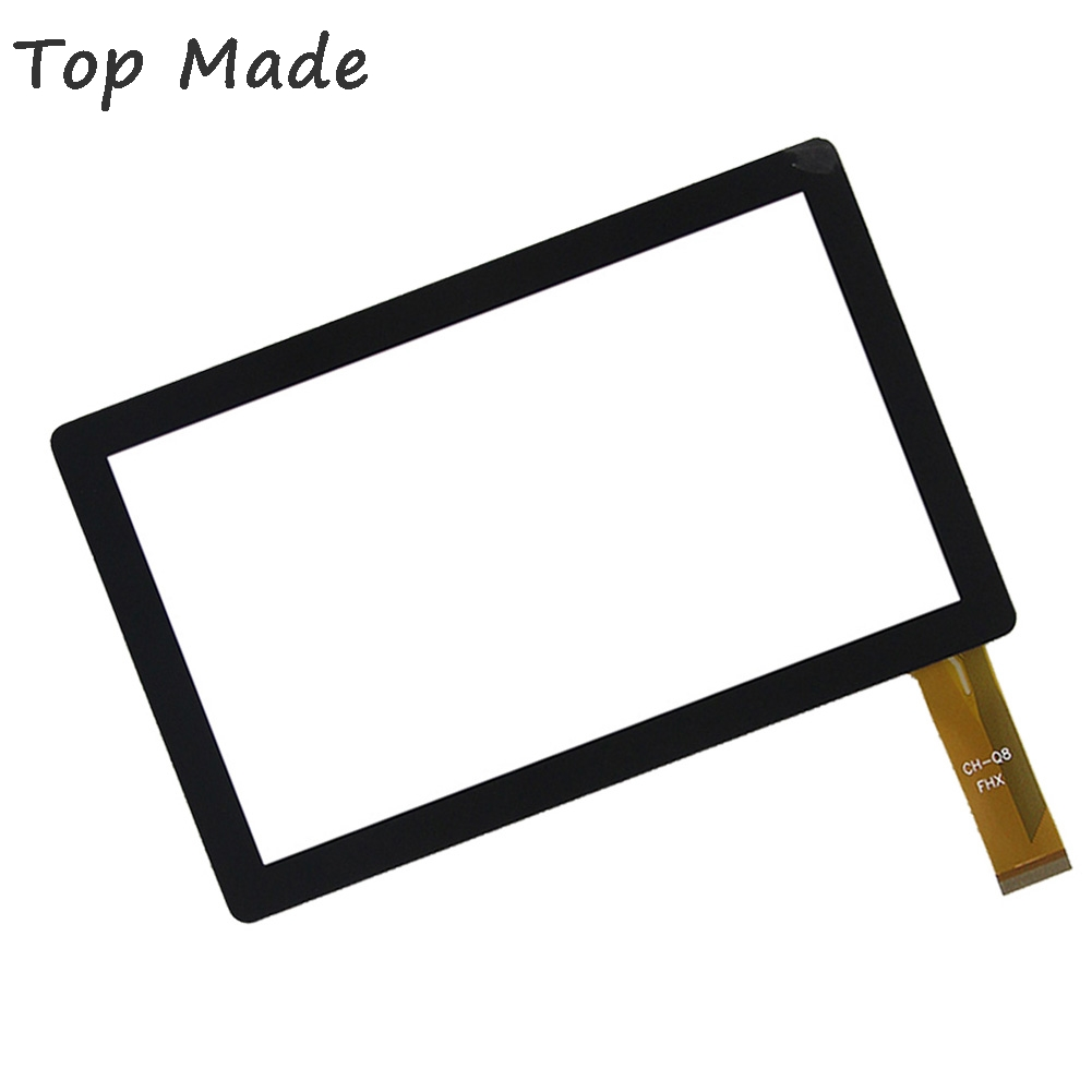 7 Inch Touch Screen for ALLWINNER A13 Q8 Q88 CUBE Q7 Tablet PC Capacitive Digitizer Glass Replacement with Free Repair Tools black new 8 tablet pc yj314fpc v0 fhx authentic touch screen handwriting screen multi point capacitive screen external screen