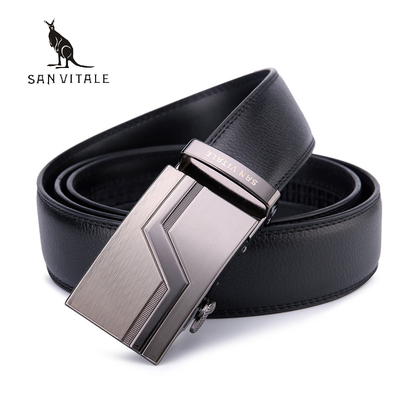 <font><b>SAN</b></font> <font><b>VITALE</b></font> male genuine leather strap designer <font><b>belts</b></font> men high quality leather <font><b>belt</b></font> men <font><b>belts</b></font> cummerbunds luxury brand men <font><b>belt</b></font> image