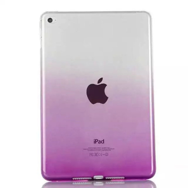 "7.9"" Transparent Case For Apple iPad Mini 3 2 1"