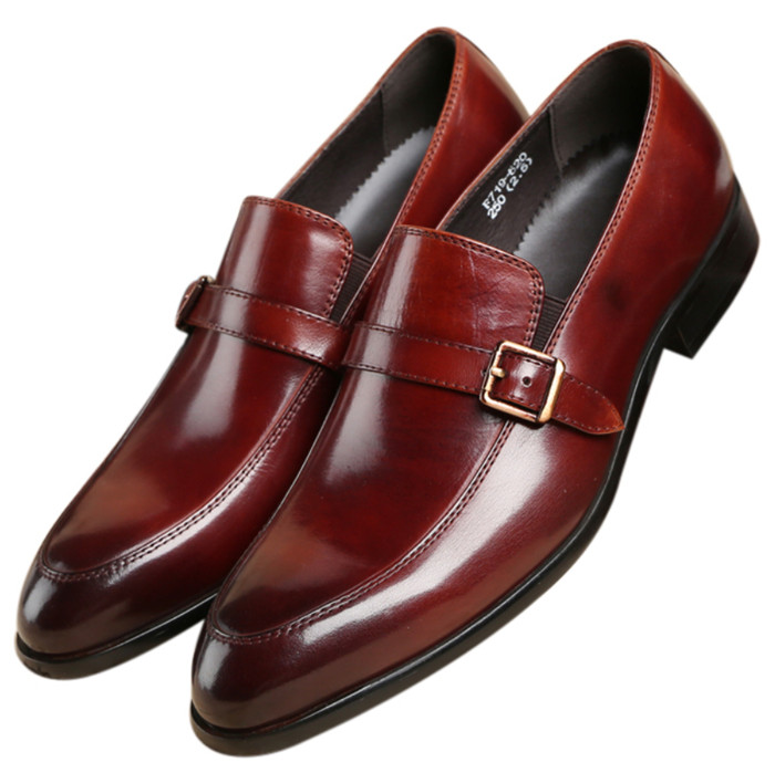 Sapatos Black Vestem Genuíno Homens Casamento Dos tan Meninos Preguiçosos Preto Moda Baile Couro Escritório tan Se De vqxt7ZWSw