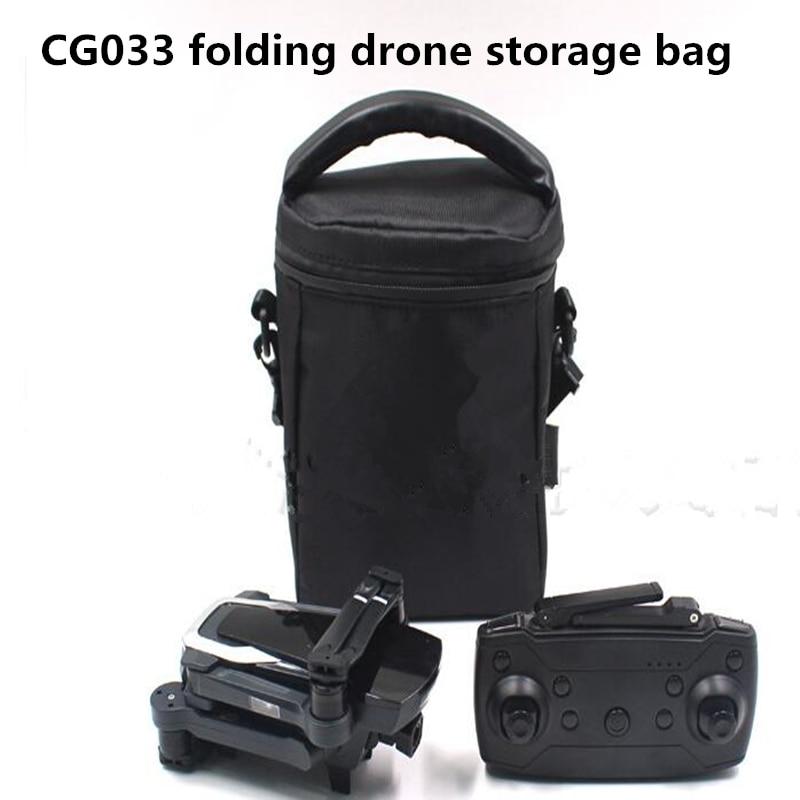 storage bag CG033 CG006 folding font b Drone b font Model spare parts receive bags handbag