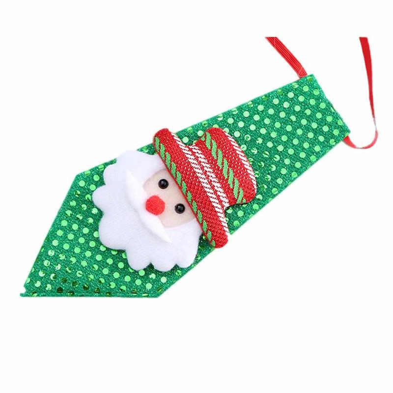 Alta Qualidade de Natal laço laços Ajustáveis Crianças Festa Toy Grooming Gravata Gravata borboleta Roupas 2019 Novo fasion