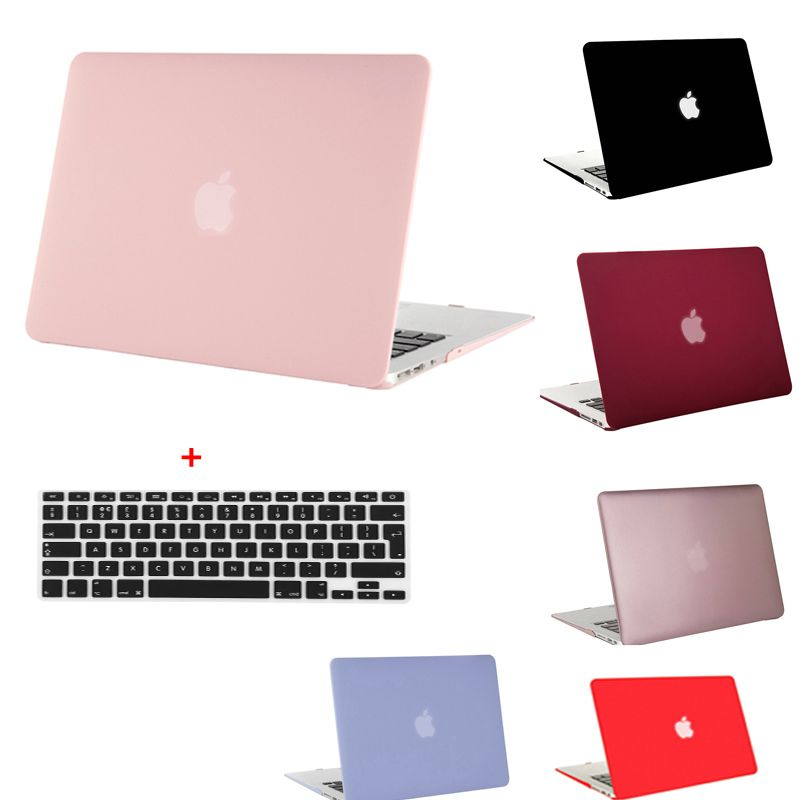 MOSISO Crystal Matte Plastic Hard Case Cover for Macbook Pro 13 15 Retina Pro 13.3 15.4 inch for Macbook Air 13 11 Laptop Shell