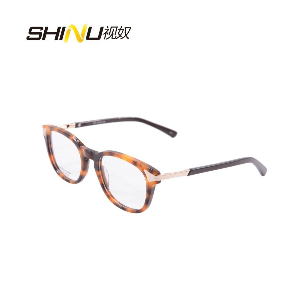 67acb50056 Full Rim Metal Round Eyeglasses Frame