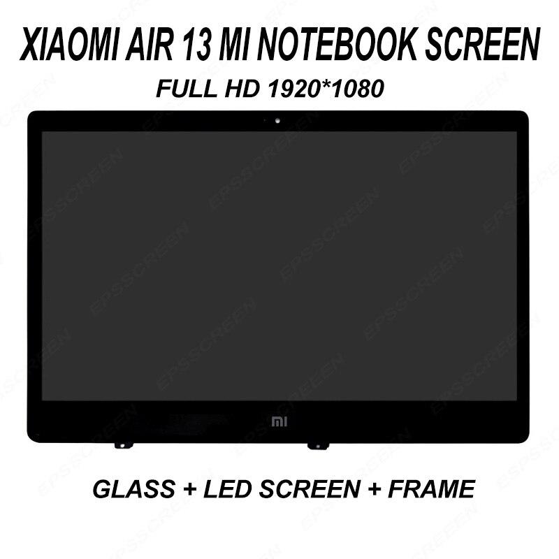 13 3 for XIAOMI MI NOTEBOOK AIR 13 LQ133M1JW15 laptop screen IPS LED LCD panel display
