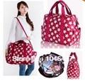 High Quality FashionFree shipping 2016 Baby Bag Multifunctional Baby Diaper Nappy Baby Mummy Bag Maternity Handbag Diaper Bags
