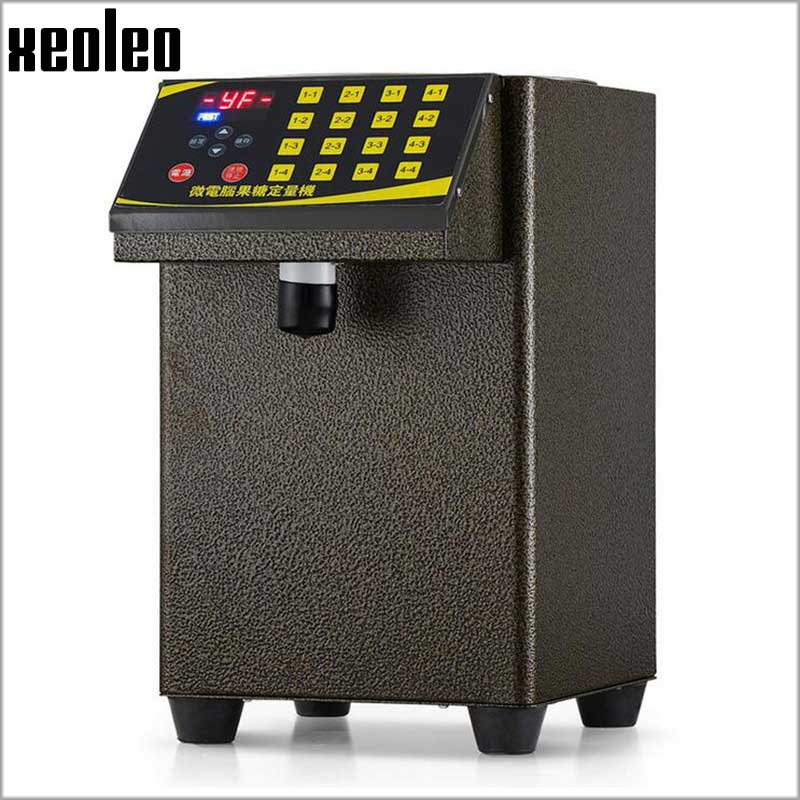 Xeoleo Fructose machine 16 grid Fructose Quantitative machine Automatic Fructose Dispenser Syrup dispenser for coffee/Bubble tea quantitative risk assessment for maritime safety management