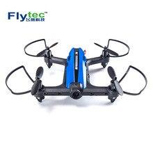 Flytec Mini Drone T18D Altitude Espera de Corrida RC Zangão FPV com 720 P HD Camera Rc quadcopter RTF Com luz LED helicóptero
