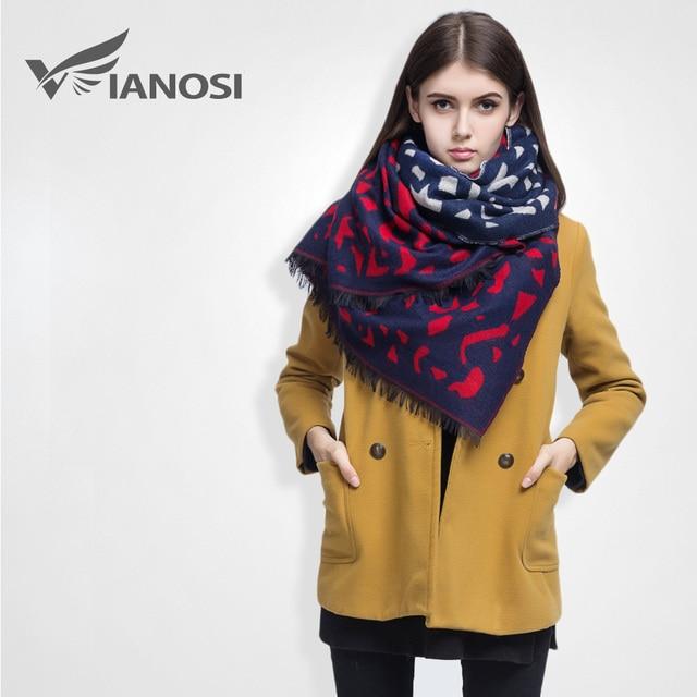 [ Viaons ] 2015 высокое качество марка зимний шарф женщин шерсть сгущаться теплое мягкий шарф шали шарфы Bufandas Mujer DS012