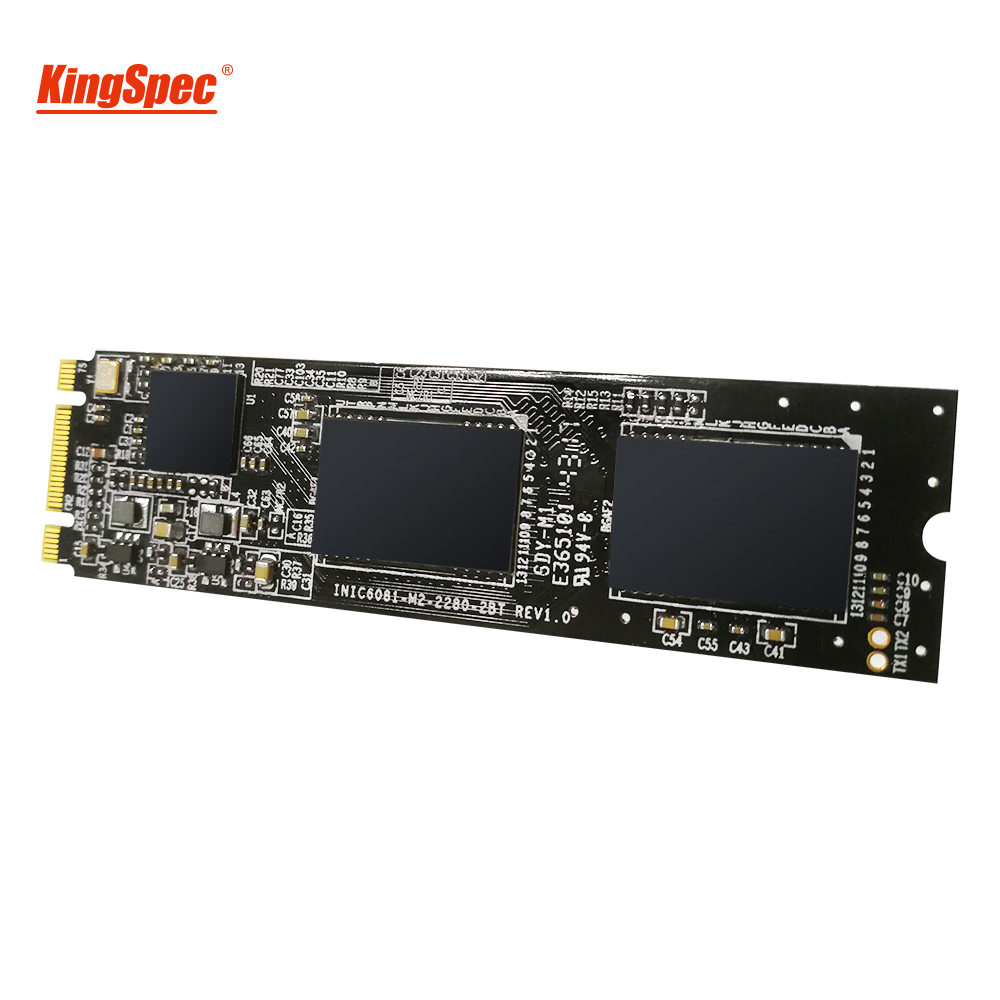 KingSpec M 2 SATA SSD NGFF 1TB 2TB M 2 SATA 3 22 80mm Internal Solid