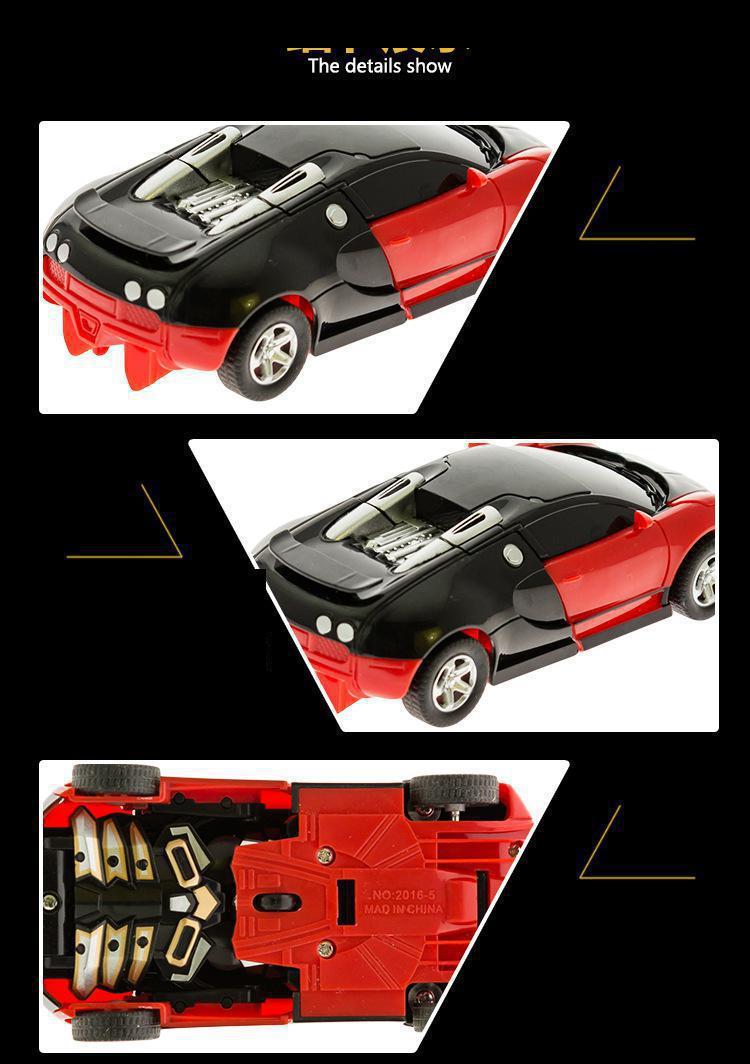 Toys Gratuite Jouet Hot Inertia Modèle De Voiture Interactive Deformation New Livraison Crash Déformation Bugatti Kong Veyron Fun King xtrdsCBhQ