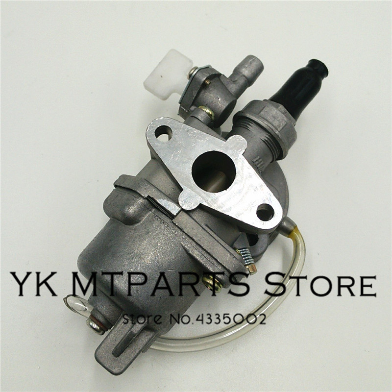 Carburetor FOR 47cc 49cc 2 Stroke Engine Pocket Dirt Bike Mini Quad Carb  E1