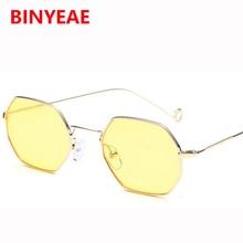 Шестиугольник Солнцезащитные очки для женщин мужчин Малый Рамки Винтаж  Ретро Солнцезащитные очки для женщин мужской стеклами 9b12de4bb3a01