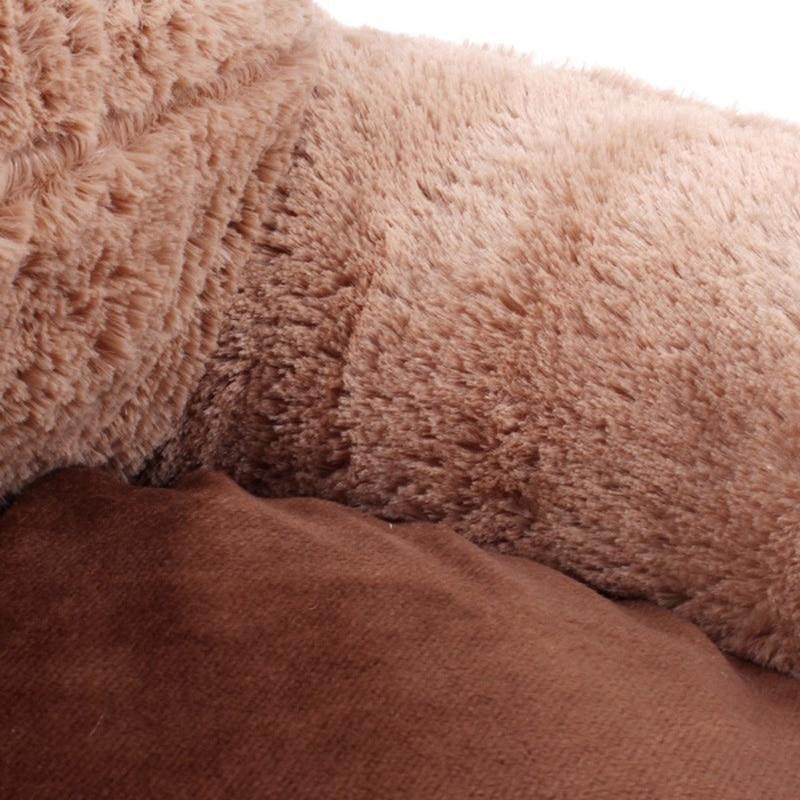 Warm Bear Claw Shape Cat Dog Sleeping Bed  My Pet World Store
