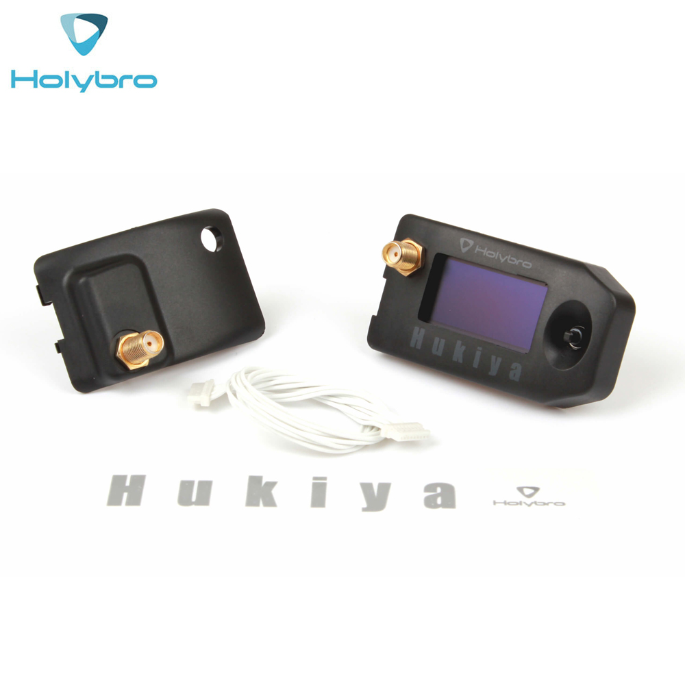 Holybro Hukiya RX5808 5 8G 48CH Pro Diversity Receiver With LED Display For Fatshark Goggles FPV