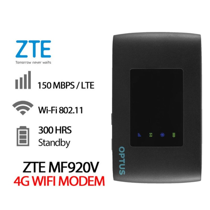 Zte Mf920vs Login