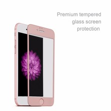 Wangcuangli 0.26mm Arc Carbon Fiber full cover For iPhone 6 6S Plus 3D Curved Edge Scratch Proof protective film3D
